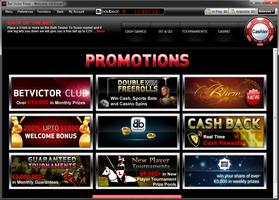 BetVictor Poker Casino