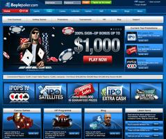 Boyle Poker Website