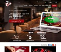 Full Tilt Website