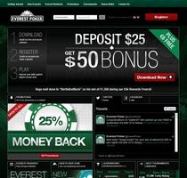 Everest Poker Website