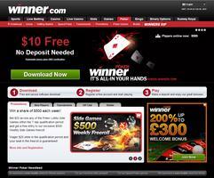 Winner Poker Website