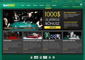 Bet365 Poker Website