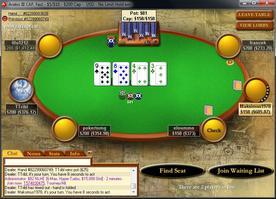 PokerStars Table
