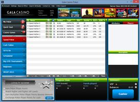 Gala Poker Speed Lobby