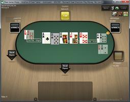 Stan James Poker Table