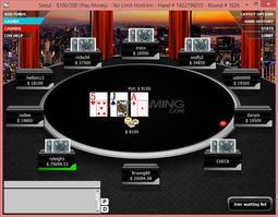 TigerGaming Cash Table
