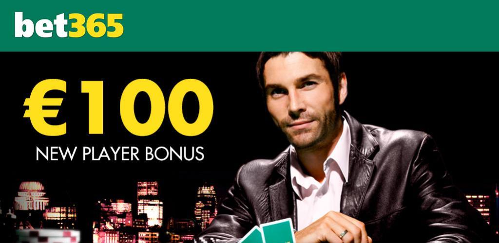 Poker 365 bonus