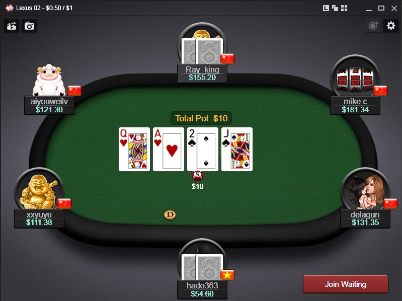 Hive holdem manager