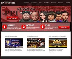 PPI Poker website