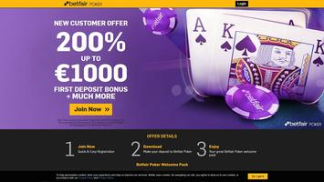 New Betfair Website