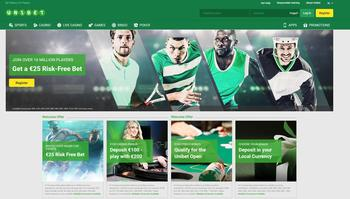 Unibet Poker Website