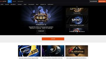 partypoker Website