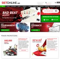 BetOnline Website