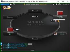 SportsBetting Cash Table