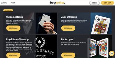 BestPoker website