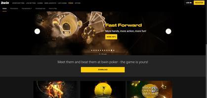 bwin poker webpage