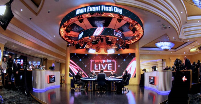 Win a seat to the Grand Prix festivals at Partypoker - RakeRace com