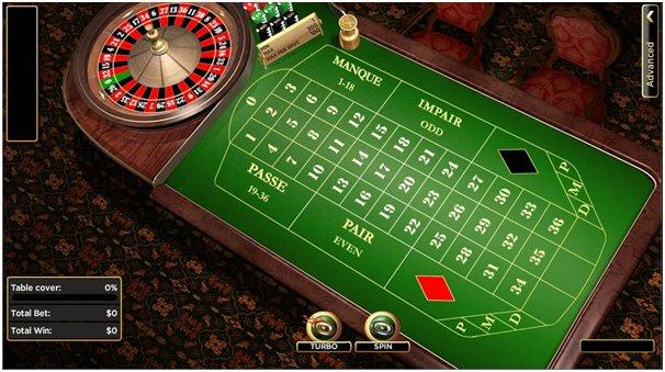 Casino pyramiding