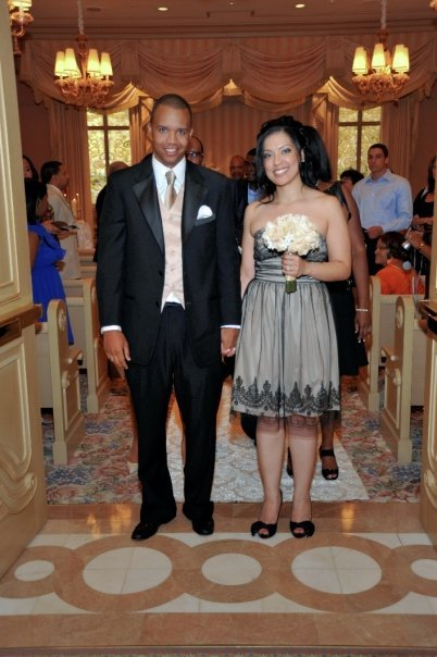 Phil Ivey and his wife Luciaetta